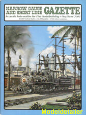 Narrow Gauge Gazette May 07 West Side Lumber D&RGW RGS Layout Tapered Water Tank