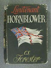 LIEUTENANT HORNBLOWER by C.S. FORESTER  H/B D/W Pub.MICHAEL JOSEPH  1952 1st Ed.