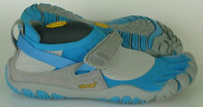 Vibram Five Fingers TrekSport Shoes Women's US 5.5 - 6 / EUR 37 Blue / Gry (T6)