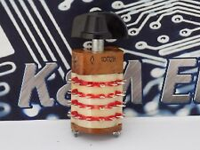 1x 10P2N  Military Grade  Rotary Switch 4 Deck 2 Pole 10 Pos + Handle USSR NOS