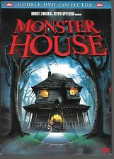 2 DVD ZONE 2 COLLECTOR--MONSTER HOUSE--GIL KENAN