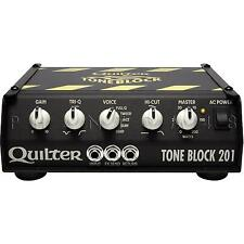 Quilter Labs ToneBlock TB201 200-Watt Tone Block Micro Guitar Amp Head - NEW