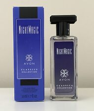 New NIB Avon NIGHT MAGIC EVENING MUSK Cologne Perfume Spray 1.7 oz. *Exp 4/2019*