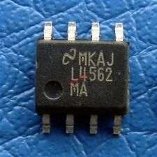NS LM4562MA SOP-8,Dual High Performance, High