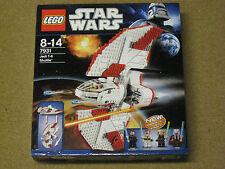 Lego Star Wars 7931 Jedi T-6 Shuttle  ....Neu ....OVP.....Ungeöffnet......