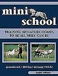Mini School : Training Miniature Horses to Be All They Can Be - Groundwork,...