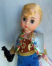 """Madame Alexander 8"""" LION TAMER 306 MIB Doll w/ Awesome Boots!"""