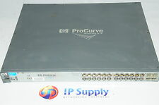 HP J9145A ProCurve 2910al-24G 24-Port Gigabit Managed Switch 6MthWty TaxInv