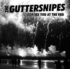 The Guttersnipes 1234 See You At The End NEW CD Sparrer Punk/Oi!
