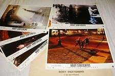 BODY SNATCHERS ! abel ferrara jeu 8 photos cinema lobby cards fantastique