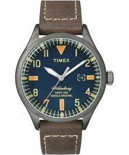 Orologio Timex Waterbury Collection Vintage Blue Ref.TW2P83800
