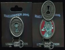 Halloween 2016 Haunted Mansion Lock and Key Constance Bride LE Disney Pin 118512