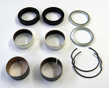 41 MM HARLEY COMPLETE REBUILD FORK SEAL BUSHING KIT 85-14 FITS ALL HARLEY