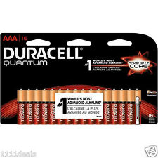 Duracell Quantum Duralock AAA Batteries Replaces Ultra (16-Pack)