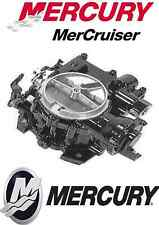 NEW OEM MerCruiser 4.3L LX 262 V-6 Carburetor 807764A 1