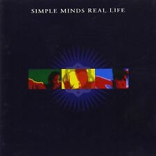 Simple Minds-Real Life CD