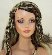 "Tonner OOAK TYLER  REPAINT ""FIORENZA"" by JENNY SUTHERLAND of JACS W/RE-ROOTS"
