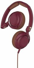 SKULLCANDY * LOWRIDER * MAROON / COPPER Headphones iPod, MP3 etc * NEW BOXED