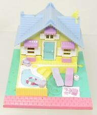 1993 Vintage Polly Pocket Summer House Building Only Bluebird Toys