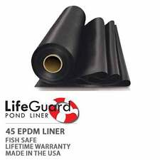 Anjon LifeGuard LG10X15 10-Foot by 15-Foot 45 mil EPDM Pond Liner