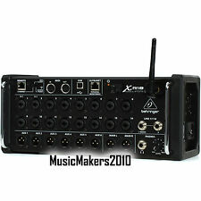 Behringer XR18-Air 18-Channel, 12-Bus StageBox/Rackmount Digital Mixer used MINT