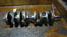 KAWASAKI KZ1000 KZ 1000 R7-9 CRANKSHAFT 15 TOOTH