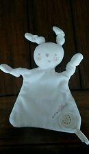 Natures más puro amor puro Bebé Conejo Bunny manta de confort Edredón Orgánico