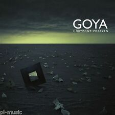 = GOYA - HORYZONT ZDARZEN / CD sealed