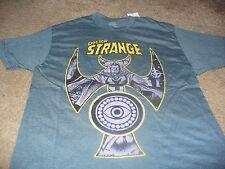 Doctor Strange Men's KO Marvel Comics Vintage Blue T-Shirt Size Large L