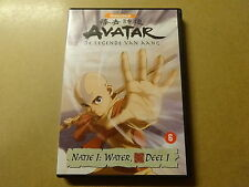 DVD / AVATAR: DE LEGENDE VAN AANG - NATIE 1: WATER DEEL 1 (NICKELODEON)