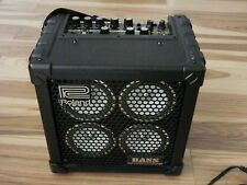 Roland Micro Cube Bass RX Bass Guitar amp, Excellent Condition!