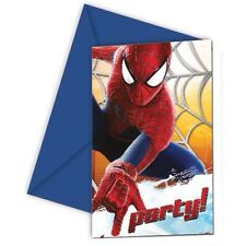 The Amazing Spider-Man 2 Party Invitations , pack of 6