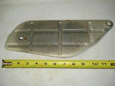1998 Yamaha Big Bear 350 ATV Exhaust Muffler Heat Shield Guard
