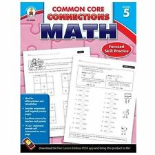 Common Core Connections: Common Core Connections - Math, Grade 5 (2013,...