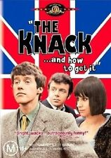 The Knack & How To Get It  [ DVD ] Region 4, FREE Next Day Postage....7264