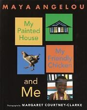 My Painted House, My Friendly Chicken, and Me-ExLibrary