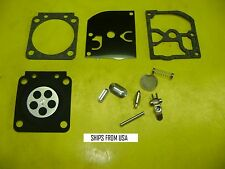 RB-89 CARBURETOR REPAIR KIT STIHL BG45 BG46 BG55 BG65 BG85 SH55 SH85 FS55 DR134