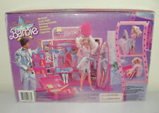 BARBIE SUPERSTAR CAMERINO WARDROBE #2768 1988 SET SUPER STAR BOUTIQUE GARDE ROBE