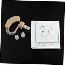Adjustable Ear Sound Amplifier Volume Tone Listen Hearing Assistance Aid Kit GH