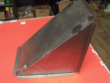 """""""NEW"""" 67 68 69 70 71 Jeepster Commando Dauntless V-6 Gas filler tube Cover Plate"""