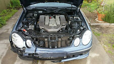 Mercedes E55 AMG Supercharged 5.5Lt V8 Engine M113 350Kw/469PS 60 day Warranty