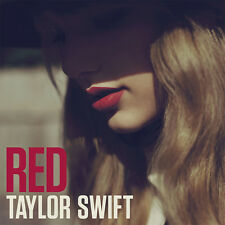 Taylor Swift - Red - 2 x Vinyl LP *NEW & SEALED*