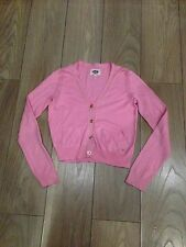 Women's Pink Size XL Juicy Couture Cardigan