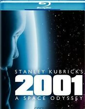 2001: A Space Odyssey Blu-ray Region ALL BLU-RAY/WS/Special ED.