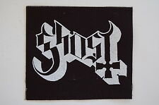 Ghost BC Cloth Patch Heavy Metal Rock Opeth Mastodon Slayer (CP231)