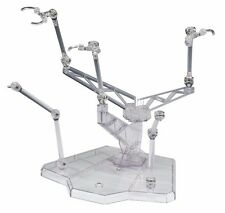 TAMASHII STAGE ACT TRIDENT PLUS Clear Figure Display Stand BANDAI NEW from Japan
