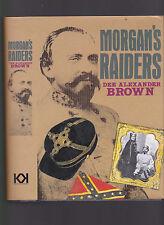 Morgan's Raiders (Confederate 2nd Kentucky Cavalry), Dee Alexander Brown HC w/DJ