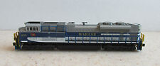 *KATO ~ WABASH - NS HERITAGE SD70ACE POWERED LOCOMOTIVE #1070 ~ N SCALE