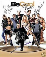 BE COOL CAST AUTOGRAPH SIGNED PP PHOTO POSTER