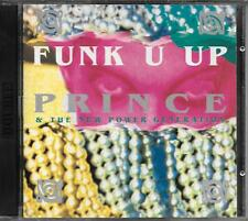 "PRINCE - RARO 2 CD ITALY ONLY "" FUNK U UP """